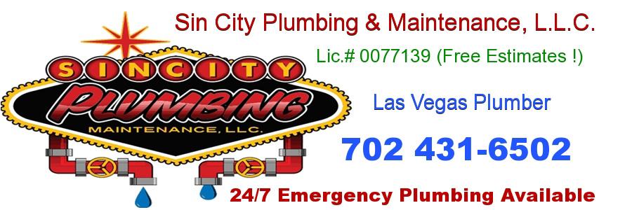 Las Vegas Plumber – Licensed Plumber Las Vegas – Emergency Plumber Las Vegas